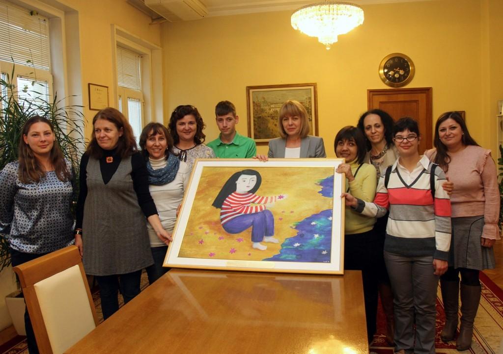 БАЛИЗ Среща с кмета на София