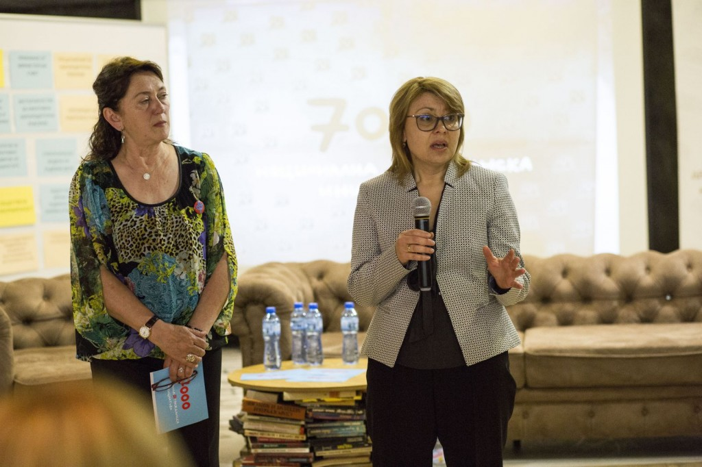 БАЛИЗ Национална гражданска инициатива 7000 Вергиния Мичева
