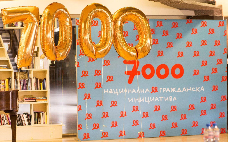 Национална гражданска инициатива 7000 БАЛИЗ 1